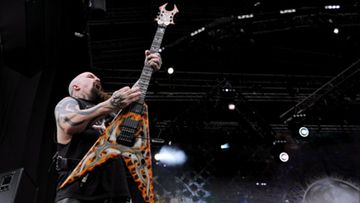 Slayer, Kerry King, Sonisphere 2010, Pori