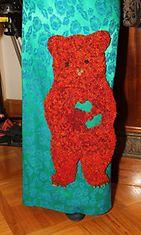 Lisa Sounion puvussa käytettiin pihlajanmarjoja ja tammenterhoja.