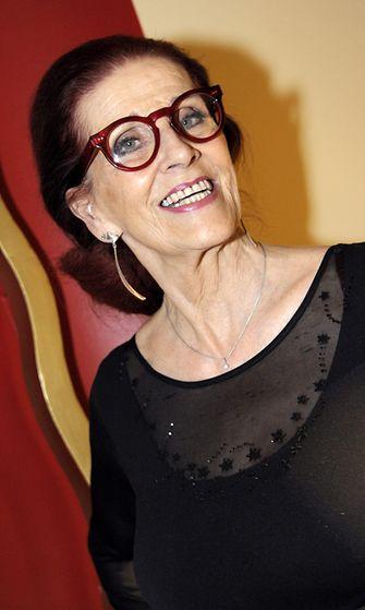 Aira Samulin musiikkiteatteri The Koiton avajaisissa 28. syyskuuta 2011.