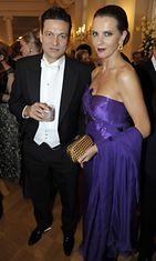 Jari Litmanen ja vaimo Ly Jurgenso