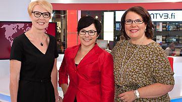 MTV3 Uutiset siirtyy naispäätoimittajien kauteen - Kotimaa - Uutiset - MTV.fi