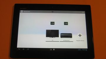 Xperia Tablet S -tabletkone.
