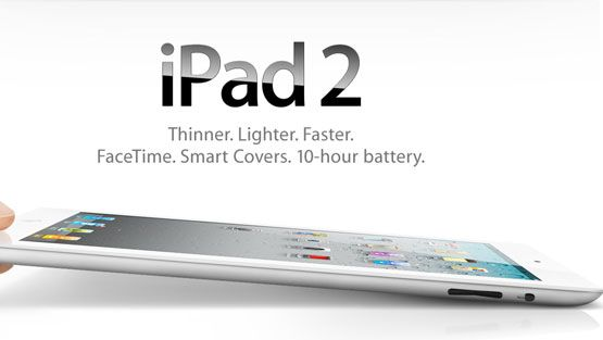 iPad 2 Kuva: Apple