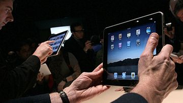 Applen uutuus iPad (Kuva: Getty Images)