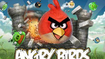 Angry Birds -peli Rovio Mobile