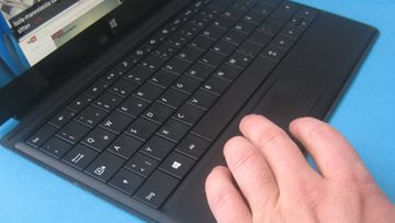 Microsoft Surface RT -tablet.'