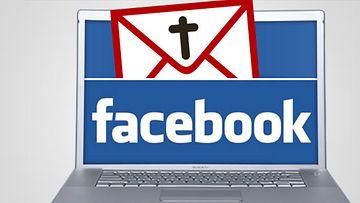 Tieto veljen kuolemasta tuli Facebookin kautta. | Kuvituskuva