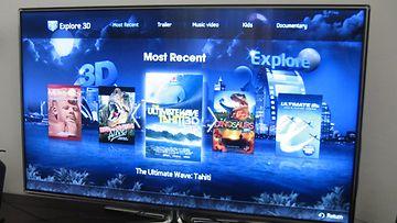 Samsung Smart TV älytelevisio