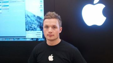 Apple Solution Consultant Pekka Palo-oja
