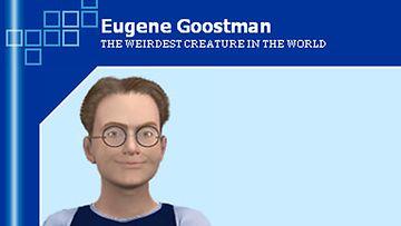 Eugene Goostman - ihmistä esittävä tietokoneohjelma