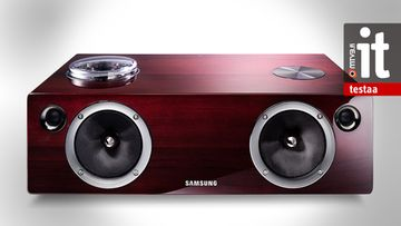 Samsung Wireles Audio with Dock -kaiutintelakka