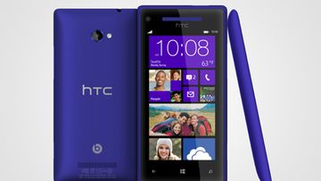 Windows Phone 8X by HTC