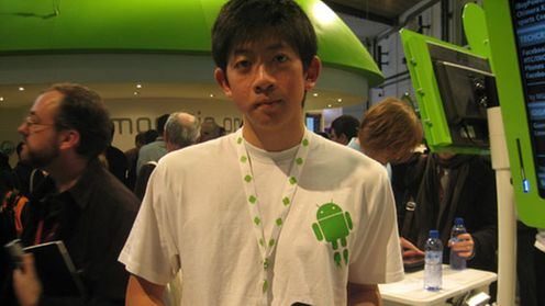 MWC 2011 -ANDROID, Albert Lai, Pulse News