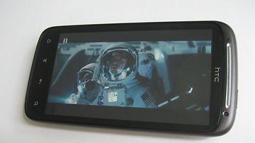 HTC Sensation -älypuhelin, Android.
