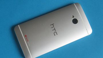 HTC One Android-puhelin.