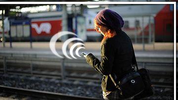 mobiilisurffailu nuoriso kännykkäverkko langaton verkko wlan 4g