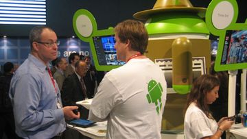 MWC 2011 -ANDROID