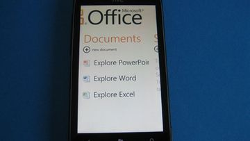 Windows Phone 7 Office