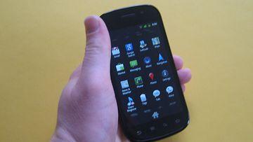 Nexus S on Samsungin Googlelle valmistama Android -puhelin.
