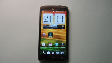 HTC One X Android-puhelin.