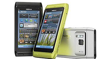 Nokia N8 -älypuhelin