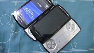 Sony Xperia Play, PlayStation. Kuvakaappaus: Engadget
