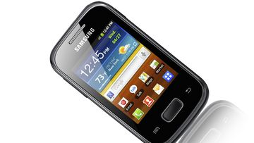 Samsung Galaxy Pocket Android-puhelin. Kuva: Samsung