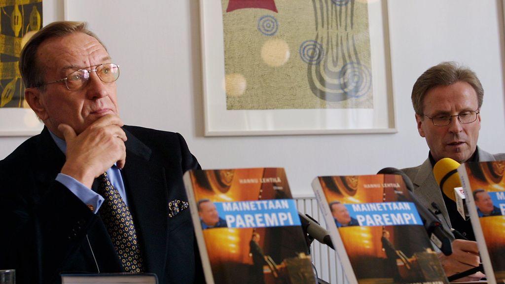 Valtioneuvos Harri Holkeri on kuollut - Kotimaa - Uutiset - MTV.fi