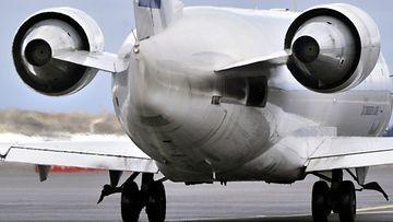 Kuvan lentokone ei liity uutiseen.