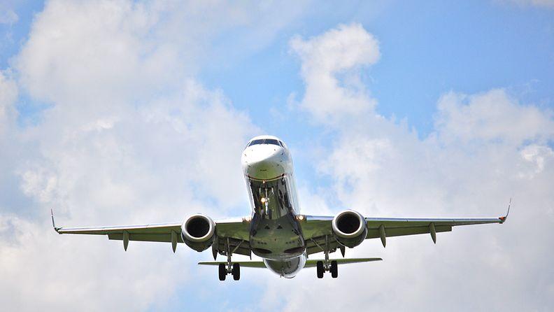 Kuvituskuva, kuvan lentokone ei liity uutiseen. (SXC)