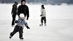 Kuukausiennuste: Kylmää ennen joulua, uudeksivuodeksi lauhtuu