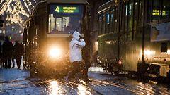 Sateita luvassa - yöpakkaset tekevät paluun