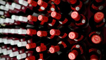 Kuvituskuva, kuvan viinipullot eivät liity uutiseen.