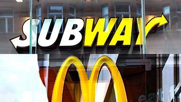 Subway on virallisesti ohittanut McDonald'sin maailman suurimpana ravintolaketjuna.