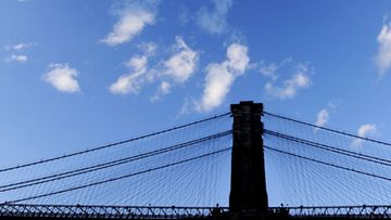 Brooklyn Bridge, New York (EPA)