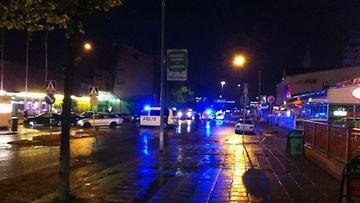 Uutissilmä 26.5.2012, Mies ampui ihmisiä katolta Hyvinkäällä