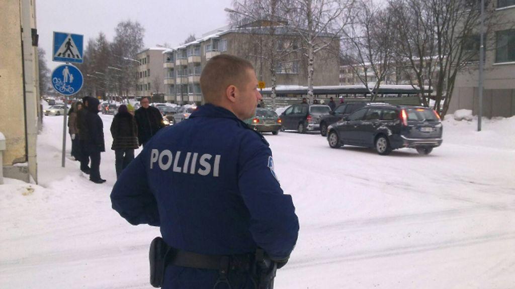 Poliisit Joensuu