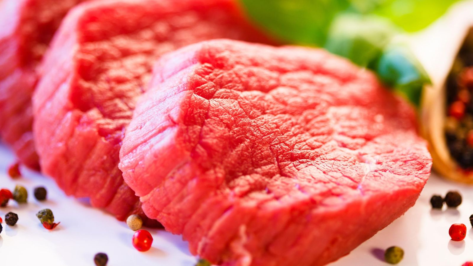 Pilaantunut Liha