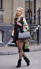 kimono, katutyyli, trendi