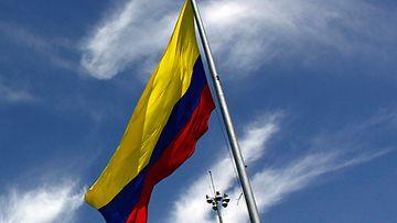 Kolumbian lippu