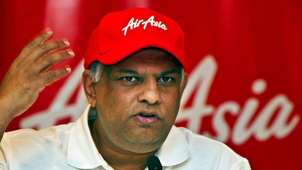 How Air Asia founder Tony Fernandes' dream came true