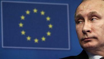 Asiantuntija: Uudet Venäjä-sanktiot vaikuttavat Suomeenkin