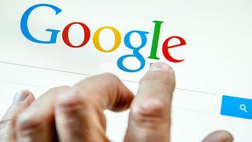 Google-hakukone