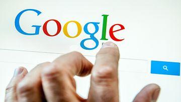 Google-hakukone.