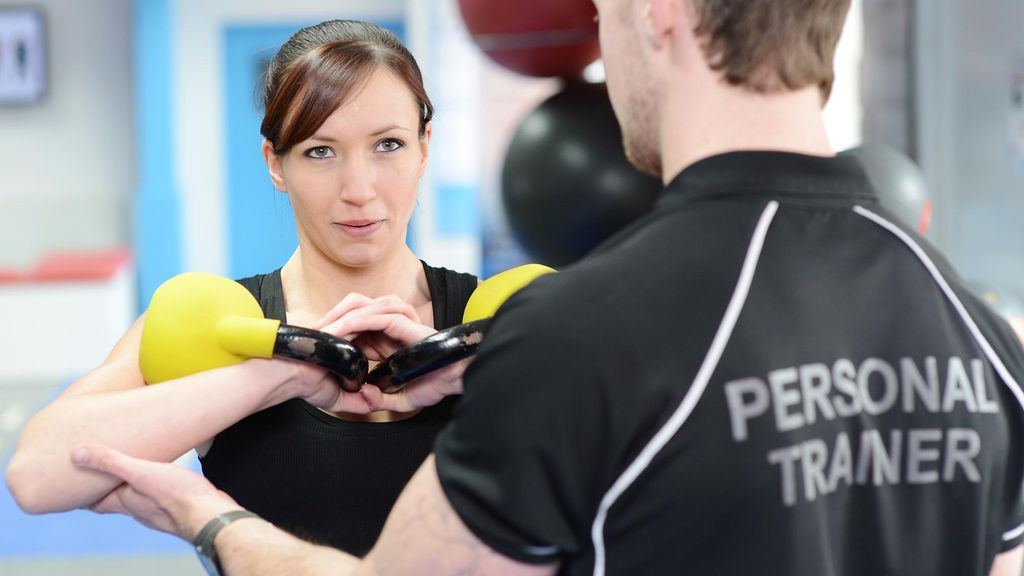 personal trainer kurssi Lahti