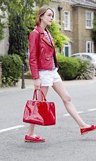 bloggaaja, kengät, loaferit