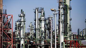 Porvoo öljynjalostamo
