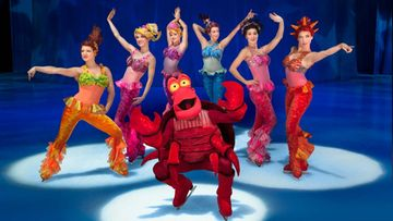 Disney on the ice