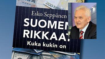 Gennadi Timtsenko Esko Seppäsen kirjassa Suomen rikkaat
