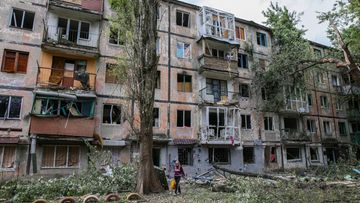Ukraina armeija kerrostalo